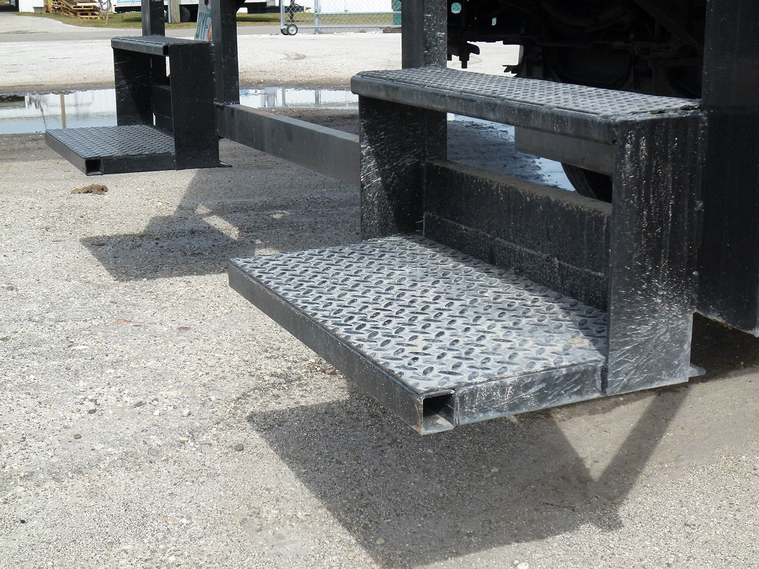 Truck Modify Steps